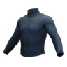 Long Sleeved Turtleneck (Navy)