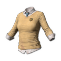 Private School Sweater (Yellow)