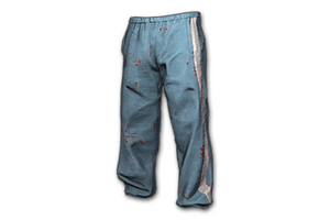 Tracksuit Pants Light Blue