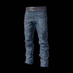 free pubg skin Cargo Pants (Blue)
