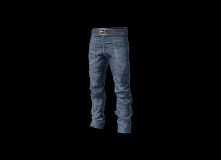 PUBG Cargo Pants (Blue) skin icon