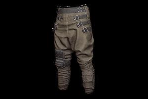 Baggy Pants Brown