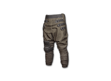 PUBG Baggy Pants (Brown) skin icon