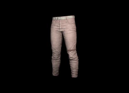 PUBG Skinny Jeans (Pink) skin icon