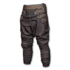 Baggy Pants (Black)