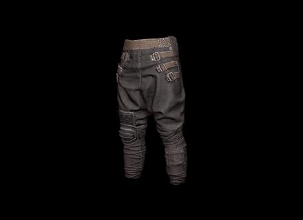 PUBG Baggy Pants (Black) skin icon