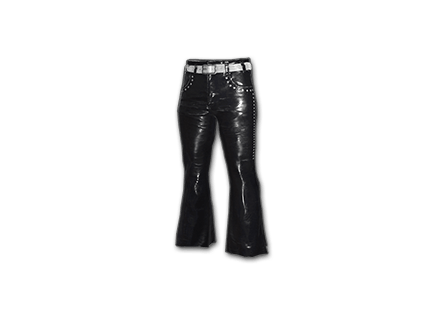 PUBG Leather Bootcut Pants skin icon