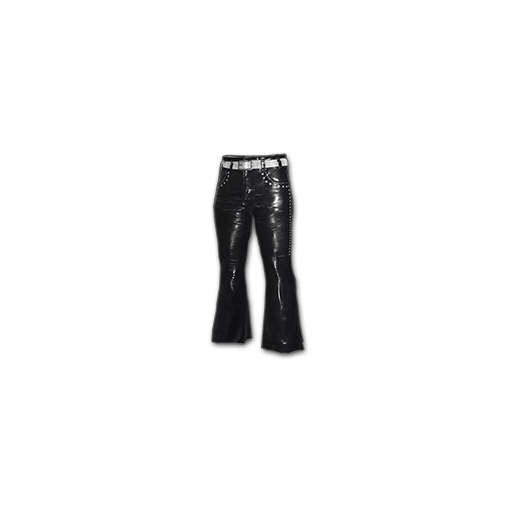 Leather Bootcut Pants - gocase.pro