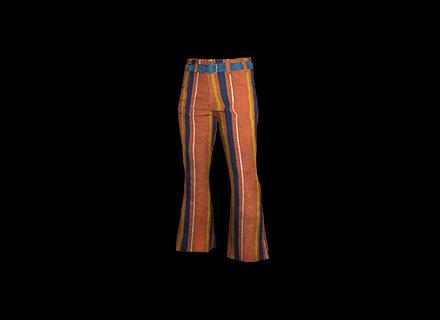 PUBG Zest Bootcut Pants skin icon