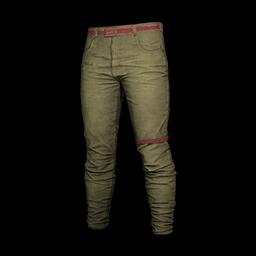 Skinny Jeans (Khaki)