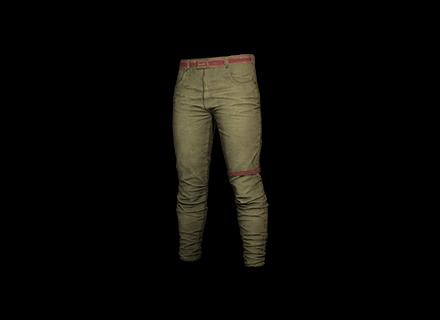 PUBG Skinny Jeans (Khaki) skin icon