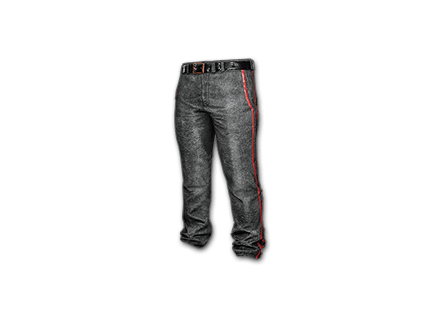 PUBG Military Trousers (Black) skin icon