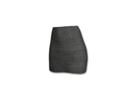 PUBG Military Skirt (Black) skin icon