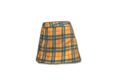 Zest Checkered Skirt icon
