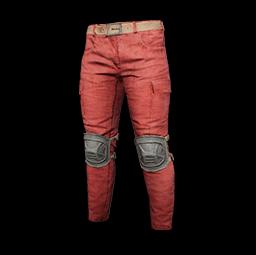Combat Pants (Coral)