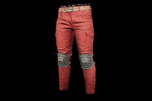 Combat Pants Coral