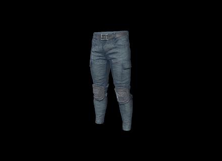 PUBG Bloody Combat Pants skin icon