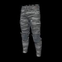 Combat Pants (Grey Camo)