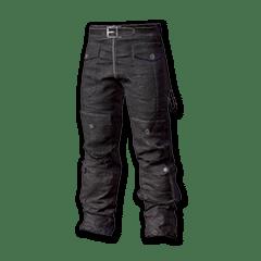 Biker Pants (Black)