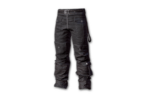 Biker Pants Black
