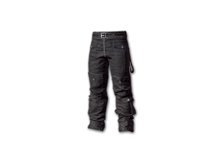 PUBG Biker Pants (Black) skin icon