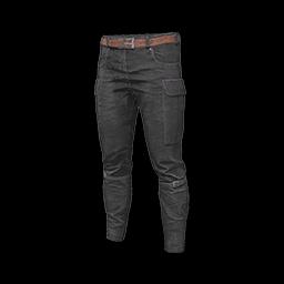 free pubg skin Combat Pants (Black)