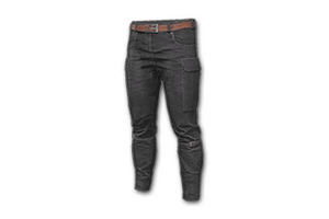 Combat Pants Black
