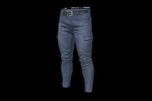 Combat Pants Blue