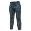 Windowpane Check Pants (Blue)