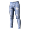 GLL Grand Slam Distressed Jeans