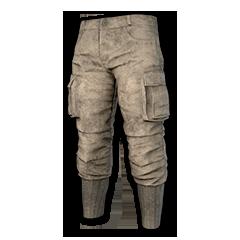 Pilot Pants (Beige)
