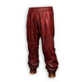 Kung Fu Pants (Red)