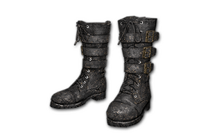 Military Boots Black