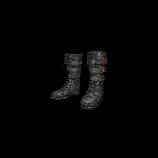 Military Boots (Black) - gocase.pro