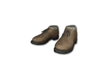 PUBG School Shoes (Beige) skin icon