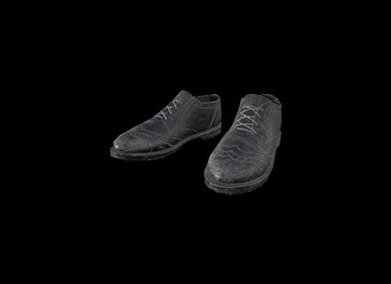 PUBG School Shoes (Black) skin icon
