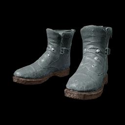 free pubg skin Boots (Gray)