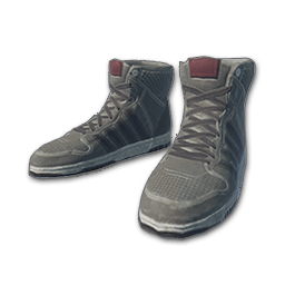 free pubg skin Hi-top Trainers (Brown)