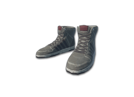 PUBG Hi-top Trainers (Brown) skin icon