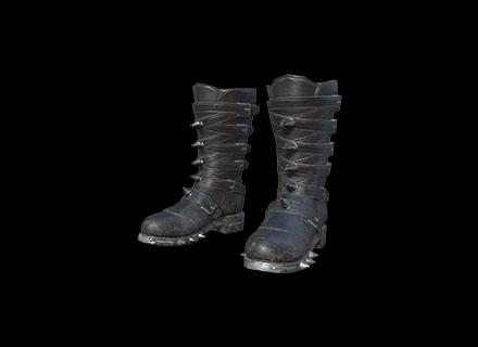 PUBG Punk Boots skin icon