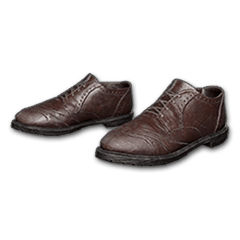 School Shoes (Brown)