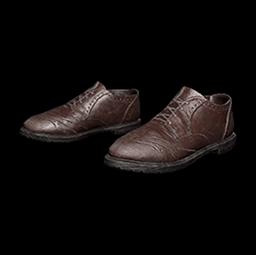 School Shoes (Brown)