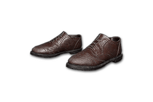 School Shoes Brown