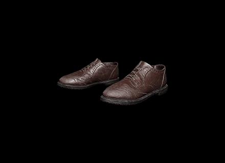 PUBG School Shoes (Brown) skin icon