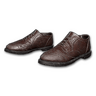 Dress Shoes (Brown)