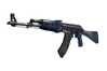 StatTrak™ AK-47 | Blue Laminate (Factory New)