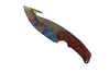 ★ StatTrak™ Gut Knife | Case Hardened (Factory New)