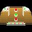 Gingerbread Top