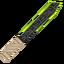 Ancient-Emerald Machete