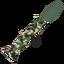 Scrubbrush Rocket Launcher